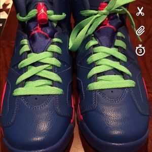 New Retro 6 Air Jordan's